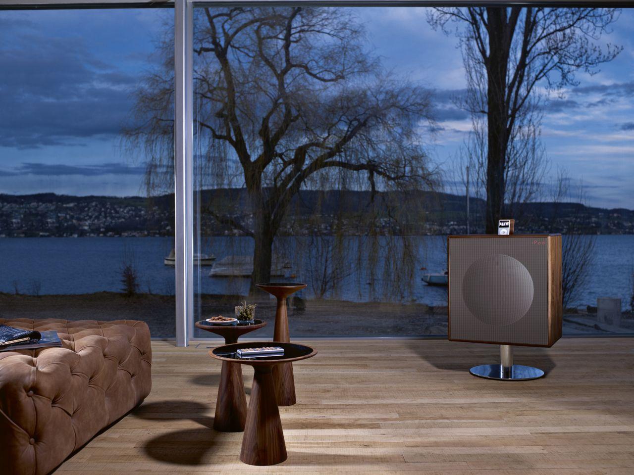 digital smart homes ipod hi fi system geneva sound labs. Black Bedroom Furniture Sets. Home Design Ideas