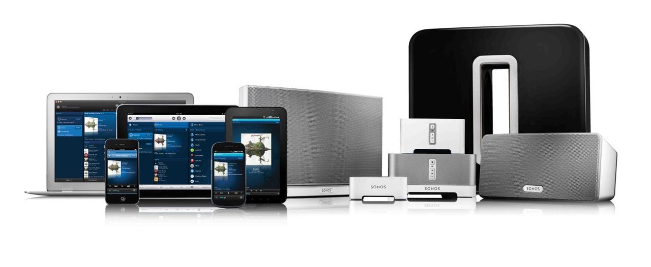 Sonos Zone Bridge Digital Smart Homes