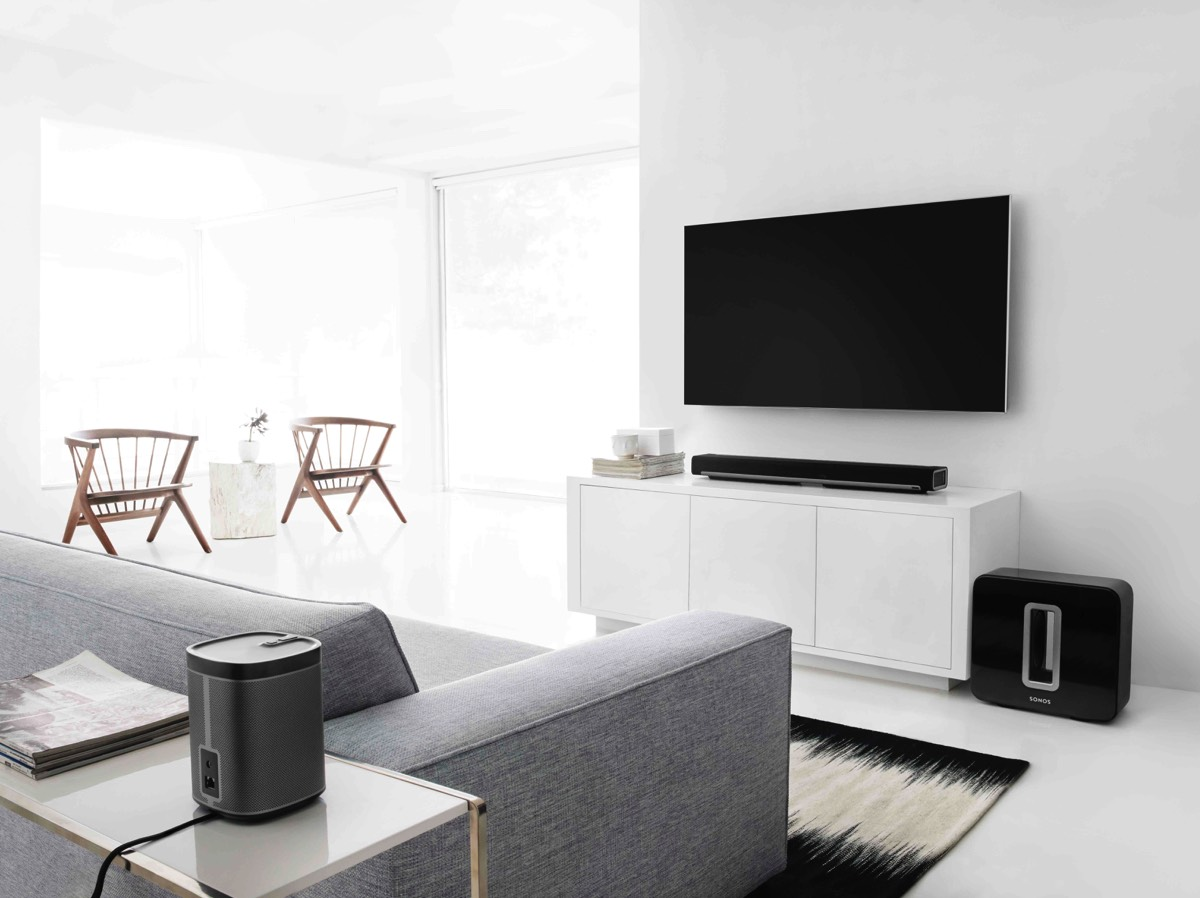 sonos music system digital smart homes sonos zone player and sonos controllers vancouver. Black Bedroom Furniture Sets. Home Design Ideas