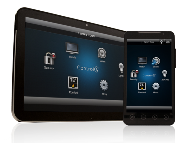 Control4 Android Home Automation App For Android Device ...